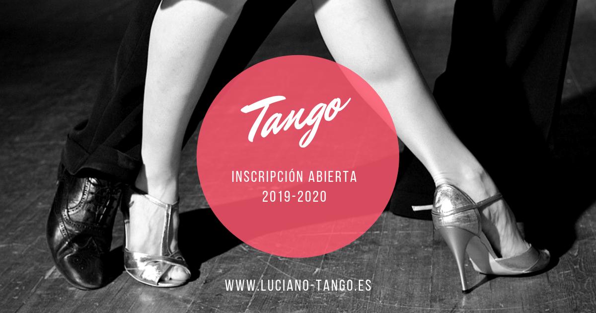 calendario clases tango valencia