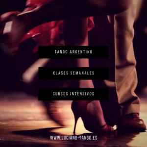 horarios de clase luciano tango