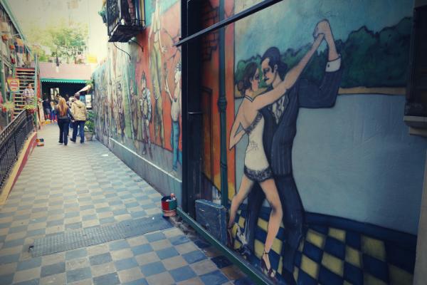 Clase de tango en Valencia como en Buenos Aires