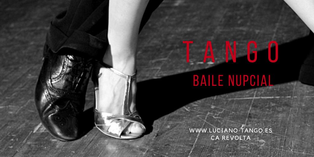 baile nupcial valencia