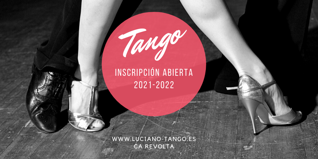 clase luciano tango valencia 2021 2022